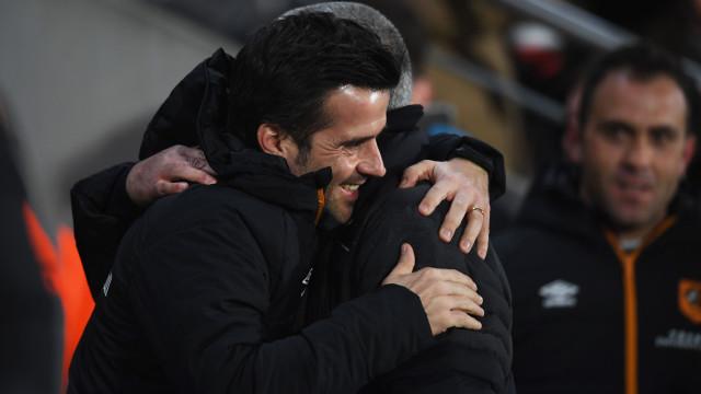 Mourinho lançou um 'desafio' e Marco Silva já respondeu