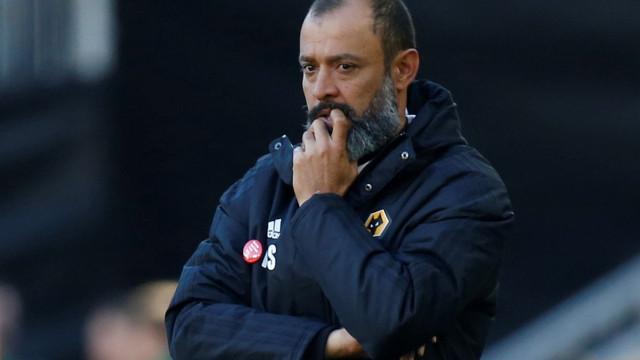 Após derrota, Nuno Espírito Santo deixa 'recado' aos titulares do Wolves