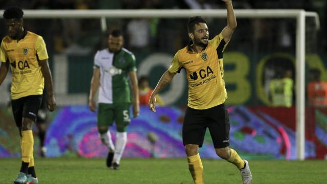 Loures perde o herói que brilhou frente ao Sporting
