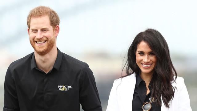 Bebé real: Meghan Markle e Harry revelaram interesse nestes nomes