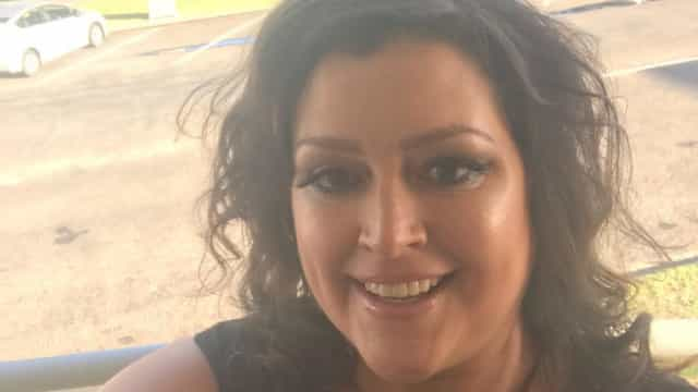 Ex-modelo perde 30 quilos após ser diagnosticada com obesidade mórbida