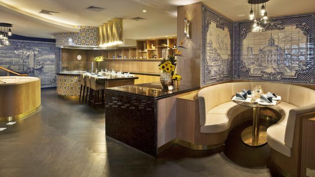 Bem-vindo ao restaurante Akla: Luxo acessível no Intercontinental Lisbon