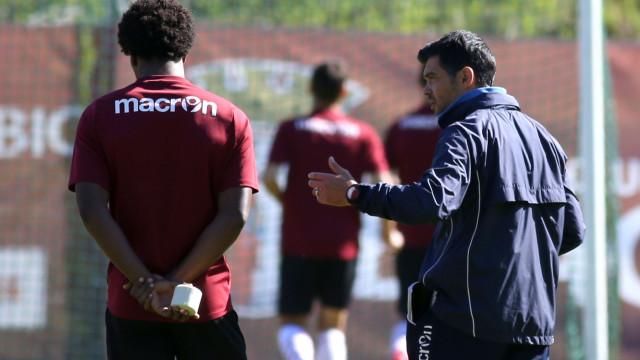 """""""Sérgio Conceição não olha a nomes, joga quem está melhor"""""""