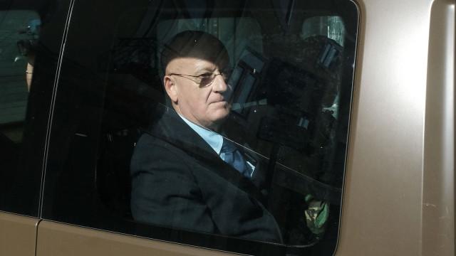 Ex-diretor da Polícia Judiciária Militar em silêncio perante MP