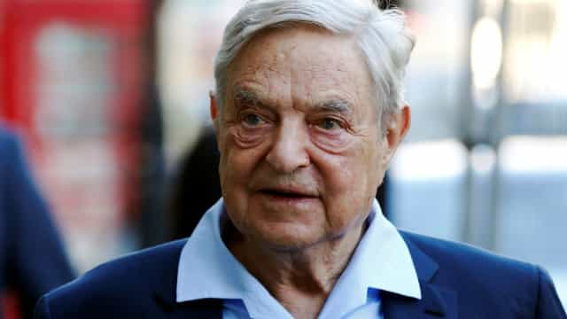 Encontrado engenho explosivo em casa de milionário George Soros