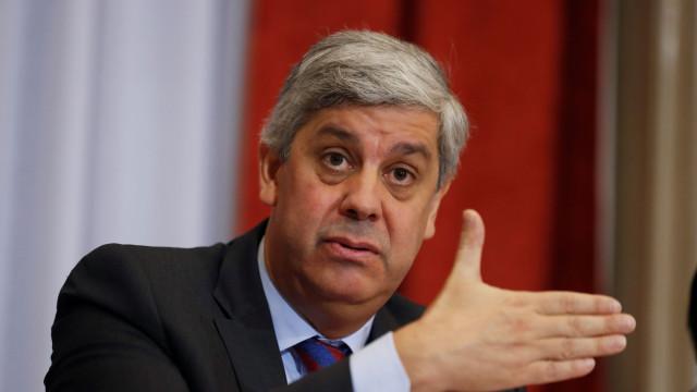 Corrupção: Centeno não equaciona suspender inspetor-geral das Finanças