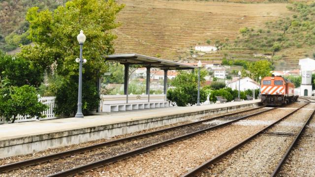 Obras encerram circulação ferroviária entre Caíde e Marco de Canaveses