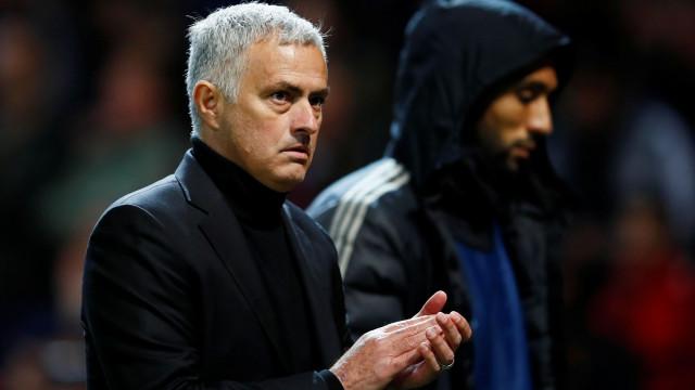 "Manchester United na Champions? Só por ""milagre"", diz Mourinho"