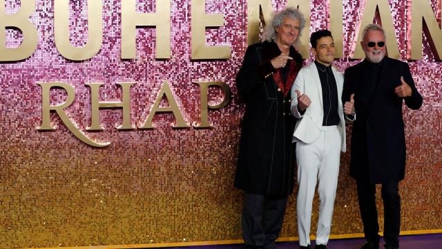 """O Freddie teria adorado"" o filme 'Bohemian Rhapsody', diz Brian May"