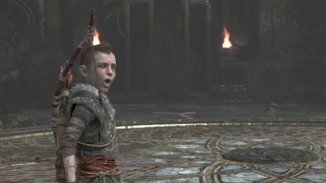 Vídeo hilariante de 'God of War' revela dificuldade de produzir um jogo