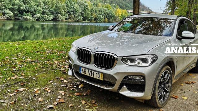 O novo BMW X4 deixou-nos (literalmente) com as mãos a tremer