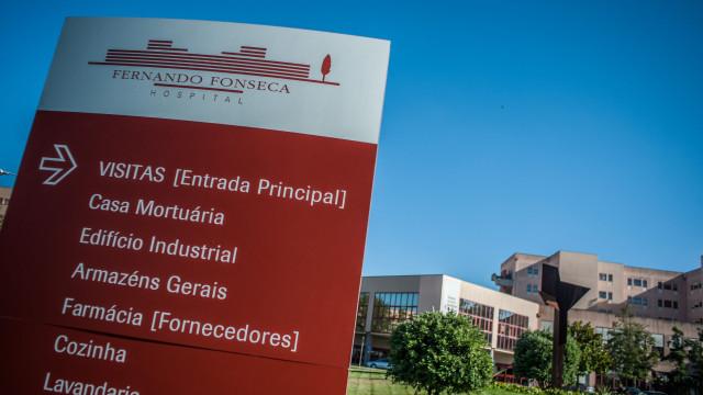Urgências com mais de quatro horas de espera no Amadora-Sintra
