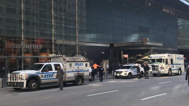 Engenho explosivo no edifício da CNN era destinado a ex-diretor da CIA