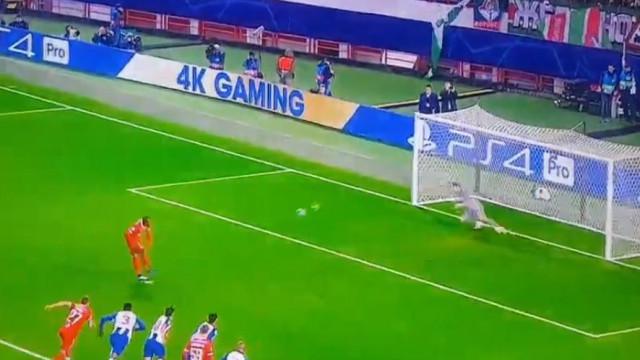 Casillas defende penálti de Manuel Fernandes e evita o primeiro