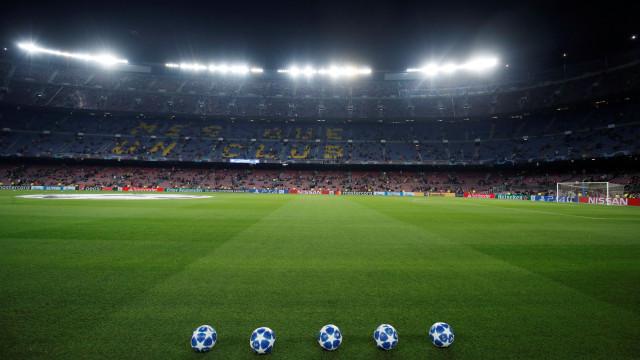 Champions: Confira todos os resultados e marcadores da 3.ª jornada