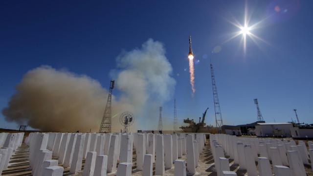 Mesmo depois de acidente, novo lançamento do Soyuz está para breve