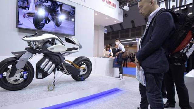 Exposição japonesa de robots aponta para futuro digno de filmes