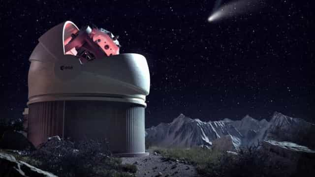 Telescópio para 'caçar' asteroides próximos da Terra operacional em 2020