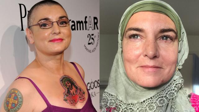 Sinead O'Connor converte-se ao islamismo e revela novo nome