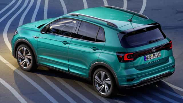 T-Cross: Eis o novo menino bonito da Volkswagen