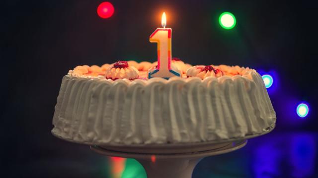 Pagou bolo de anos a bebé desconhecido para homenagear neto que morreu