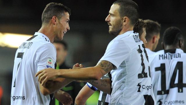 """""""Bellissimo"""": Assim relataram os italianos o 'monumental' golo de CR7"""
