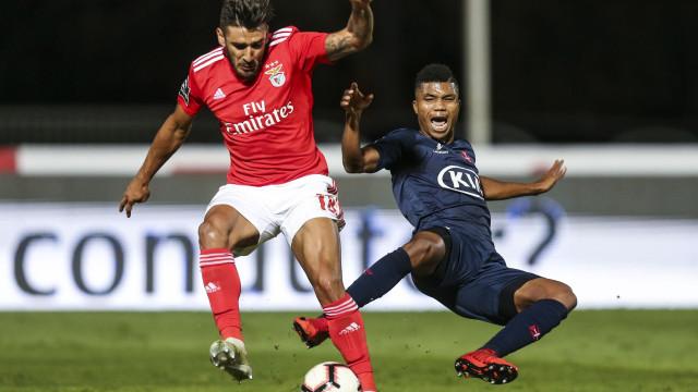 Salvio apontado ao Inter e agente... no Giuseppe Meazza