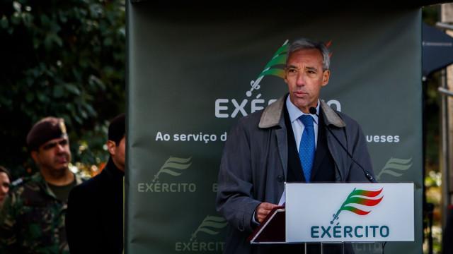 Defesa diz que Iniciativa Europeia de Intervenção interessa a Portugal