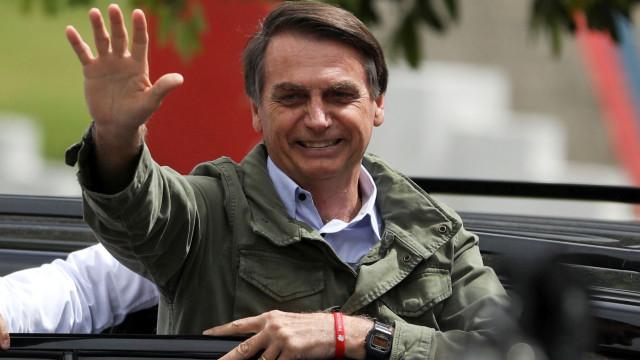 Brasil: Jair Bolsonaro eleito Presidente com mais de 55% dos votos