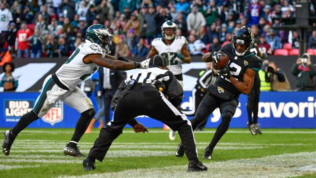 Quatro atletas dos Jaguars, da NFL, detidos em Londres antes de partida