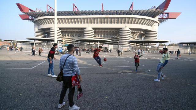 Serie A: Siga em direto os resultados e marcadores da 11.ª jornada
