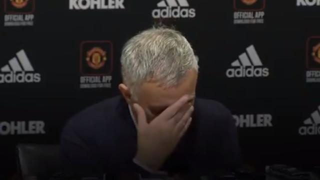 """Mourinho e o penálti de Pogba: """"Não gosto de ratos Mickey"""""""