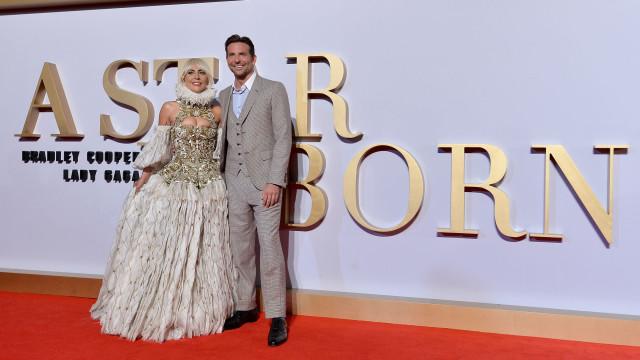 'Assim Nasce uma Estrela' na liderança do box-office