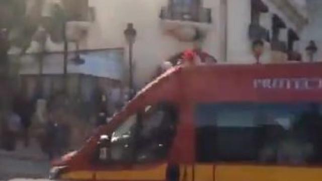 Mulher fez-se explodir na capital da Tunísia. Há feridos
