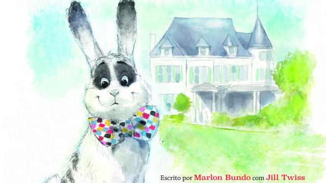 Marlon Bundo, o coelhinho gay ilustrado, volta a 'assombrar' os Pence