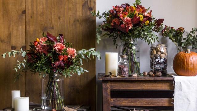 "Bouquets de Halloween: ""Doçura, travessura… ou flores?"""