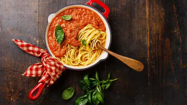 Esparguete à bolonhesa: Cinco erros que deixam qualquer italiano nervoso