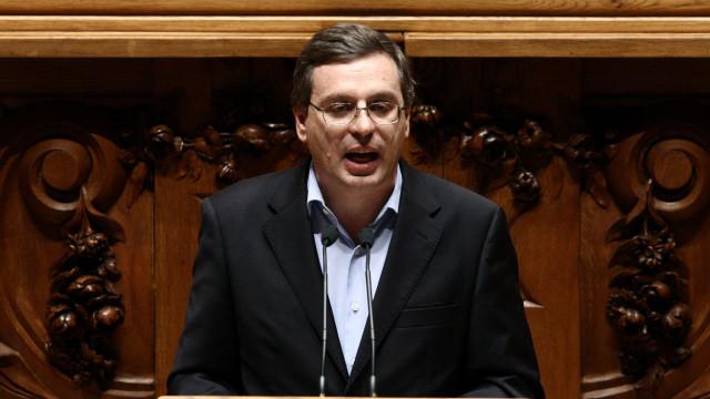 """Proposta de OE com """"constrangimentos resultantes de opções do Governo"""""""