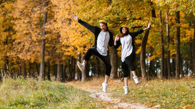 A Caminhada do Pijama é a prova em que vai correr mais confortável