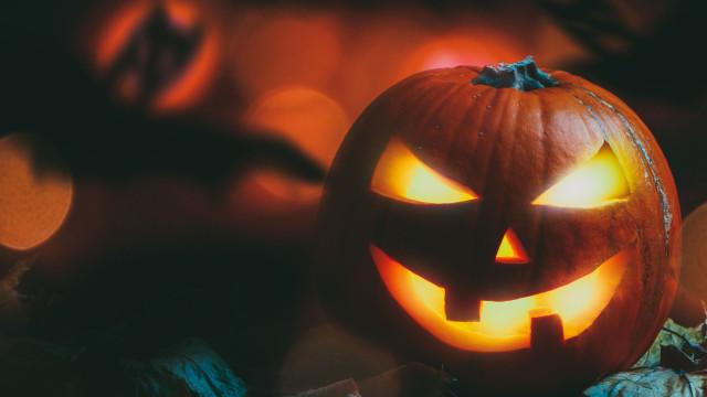 Sabe porque é que as abóboras são o símbolo do Halloween?