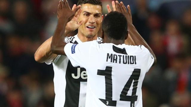 """""""É muito simples, Ronaldo faz coisas que mais ninguém faz"""""""