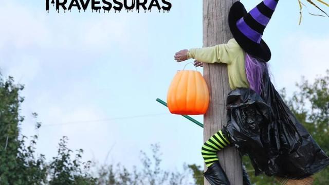Mesmo no Halloween… evite as travessuras