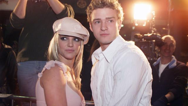 Justin Timberlake escreveu êxito duas horas após separação de Britney