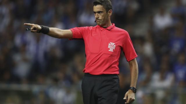 Nuno Almeida é o árbitro escolhido para o FC Porto-V. Setúbal