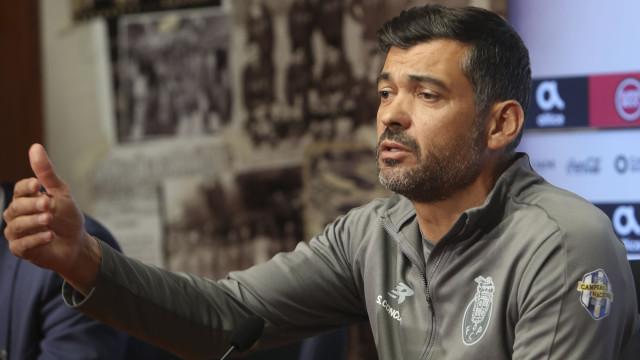 """""""Encontramos sempre equipas super-motivadas a jogar contra o FC Porto"""""""