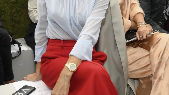 Victoria Beckham lança coleção em parceria com a Reebok