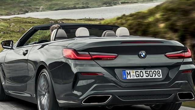 Agora sim: Conheça o novo BMW Serie 8 Cabrio