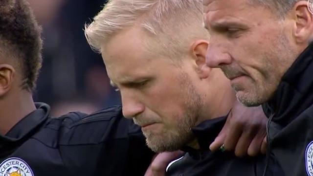 O arrepiante minuto de silêncio que antecedeu o Cardiff-Leicester