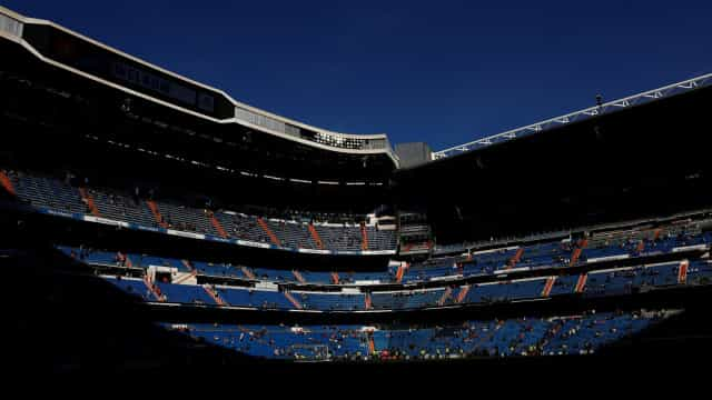 Cuidado, Real Madrid! Bernabéu está a tornar-se uma casa 'fantasma'