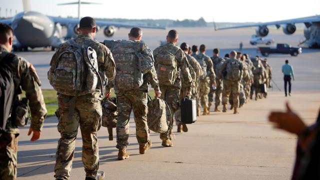 Destacamento militar junto à fronteira com México pode custar 175 milhões